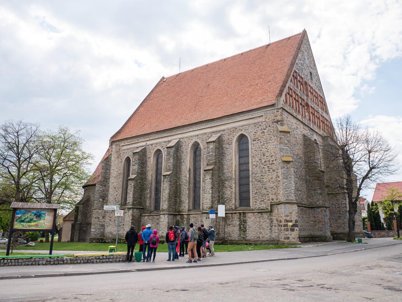 Kościół św. Anny Sobótka