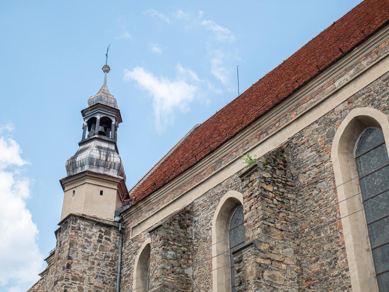 Wieża kościół św. Anny Sobótka atrakcje