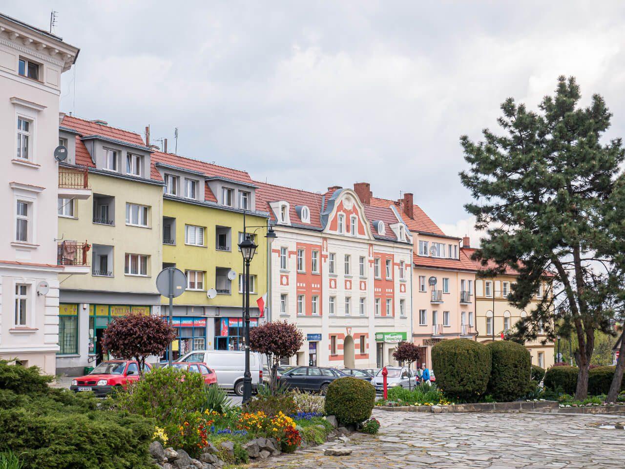 Kamienice Rynek Sobótka