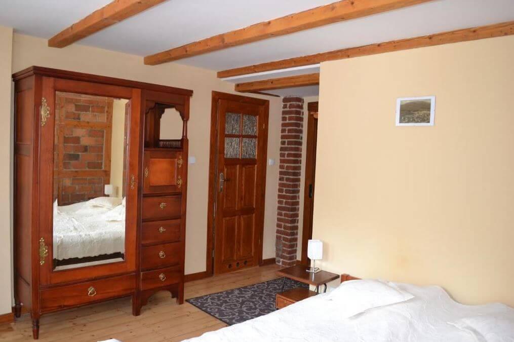 Świeradów Zdrój gdzie spać noclegi Pensjonat Mimoza