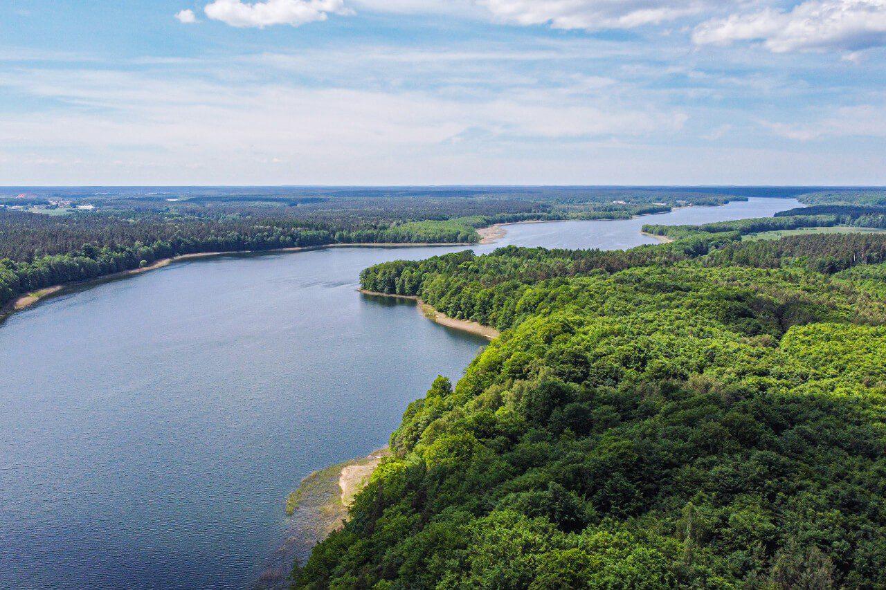 Szeląg Wielki jezioro