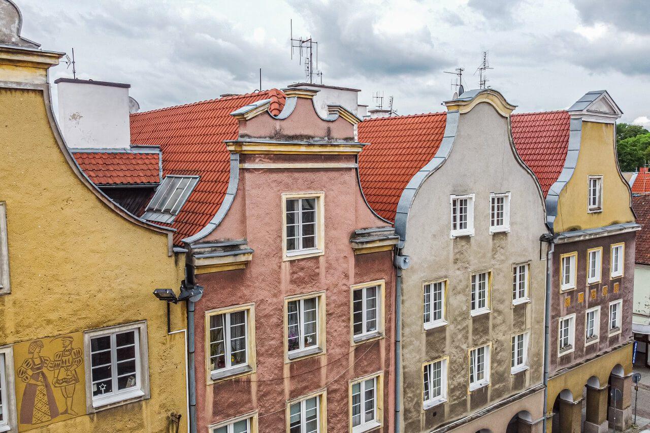 Stare Miasto Olsztyn co warto zobaczyć