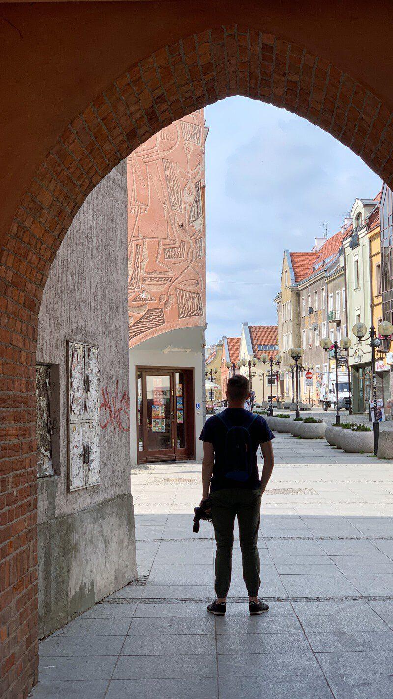 Wysoka Brama atrakcje Olsztyn co warto zobaczyć