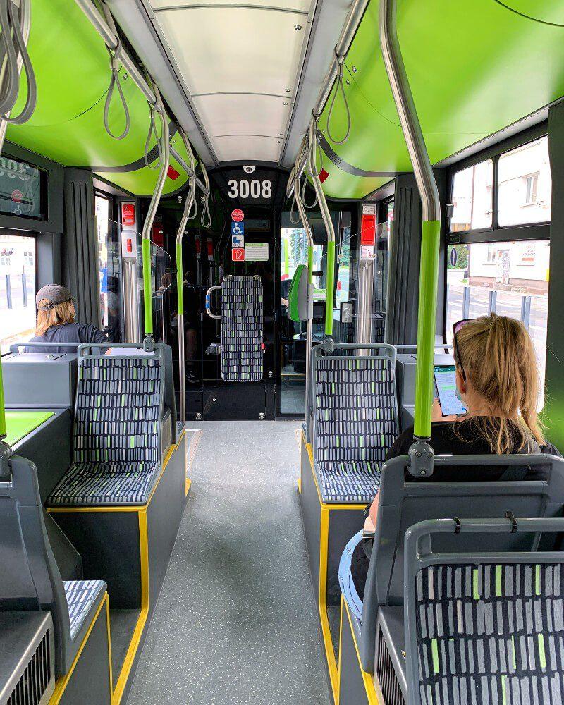 Tramwaj Olsztyn Solaris Tramino