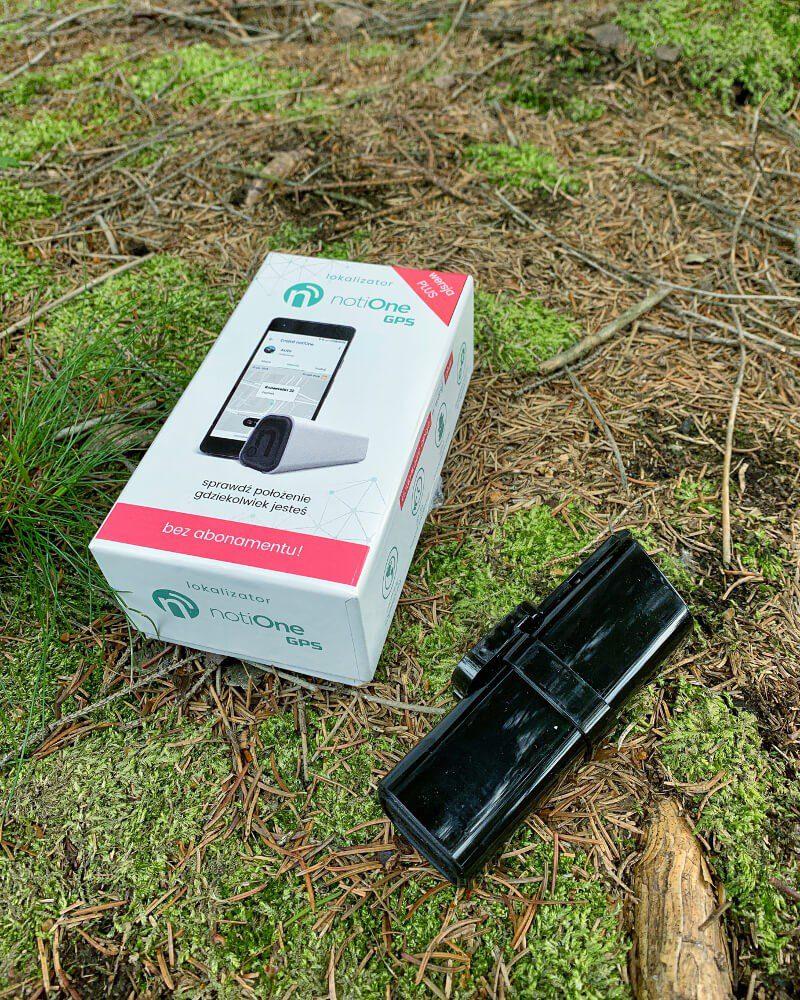 Lokalizator GPS prezent dla podróżnika