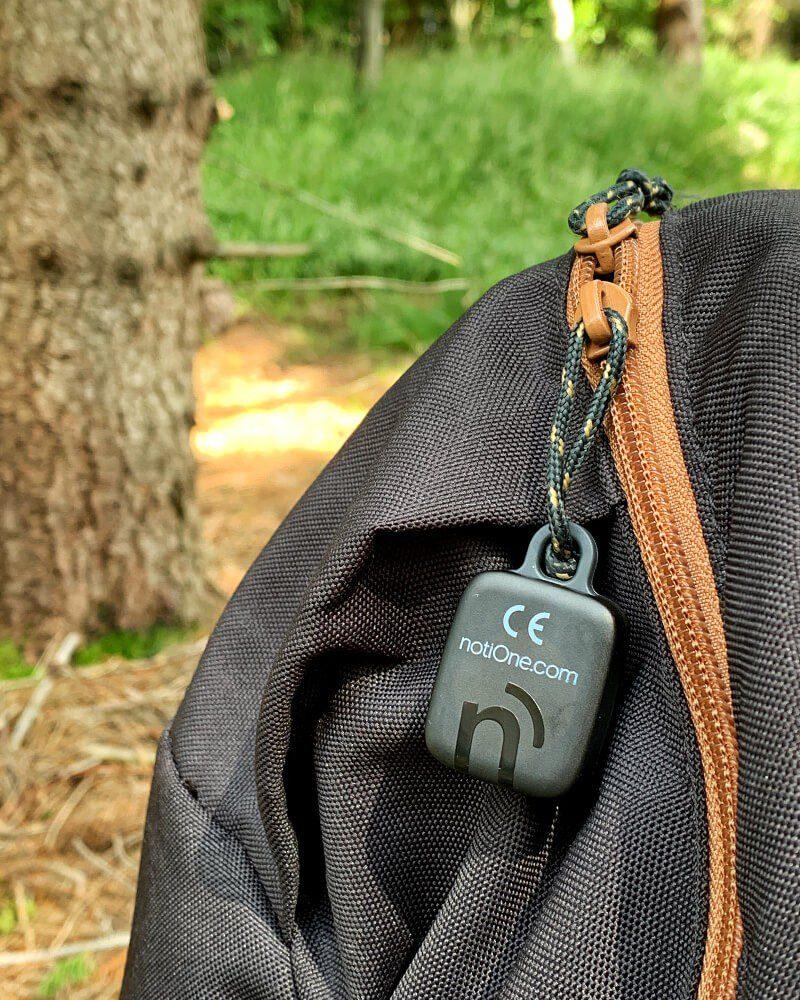 Lokalizator bluetooth prezenty dla podróżnika