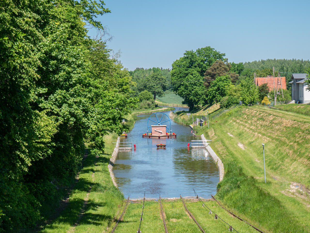 Pochylnia Kanał Elbląski