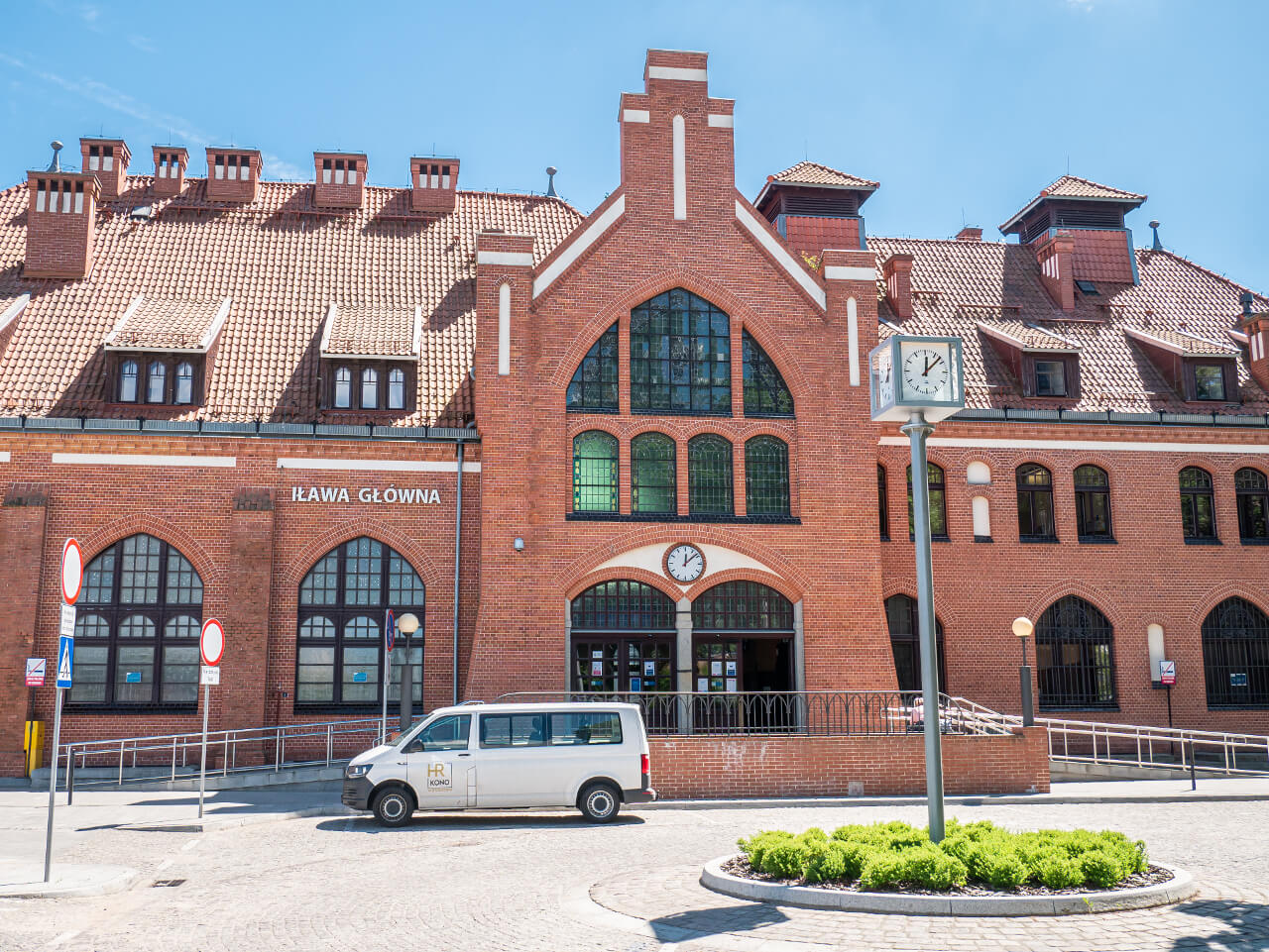 Dworzec kolejowy Iława główna