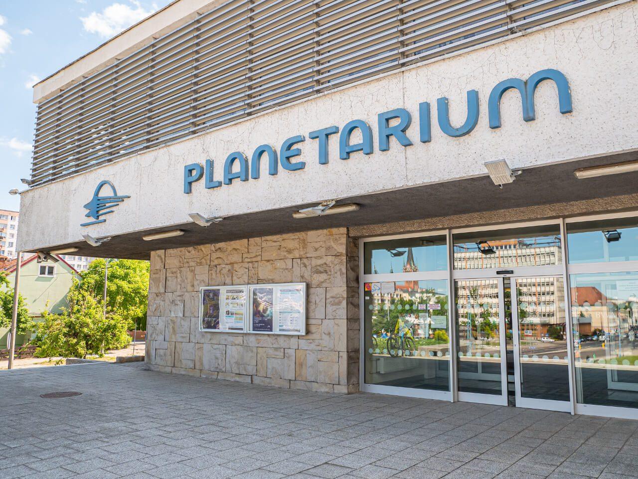 Planetarium Olsztyn