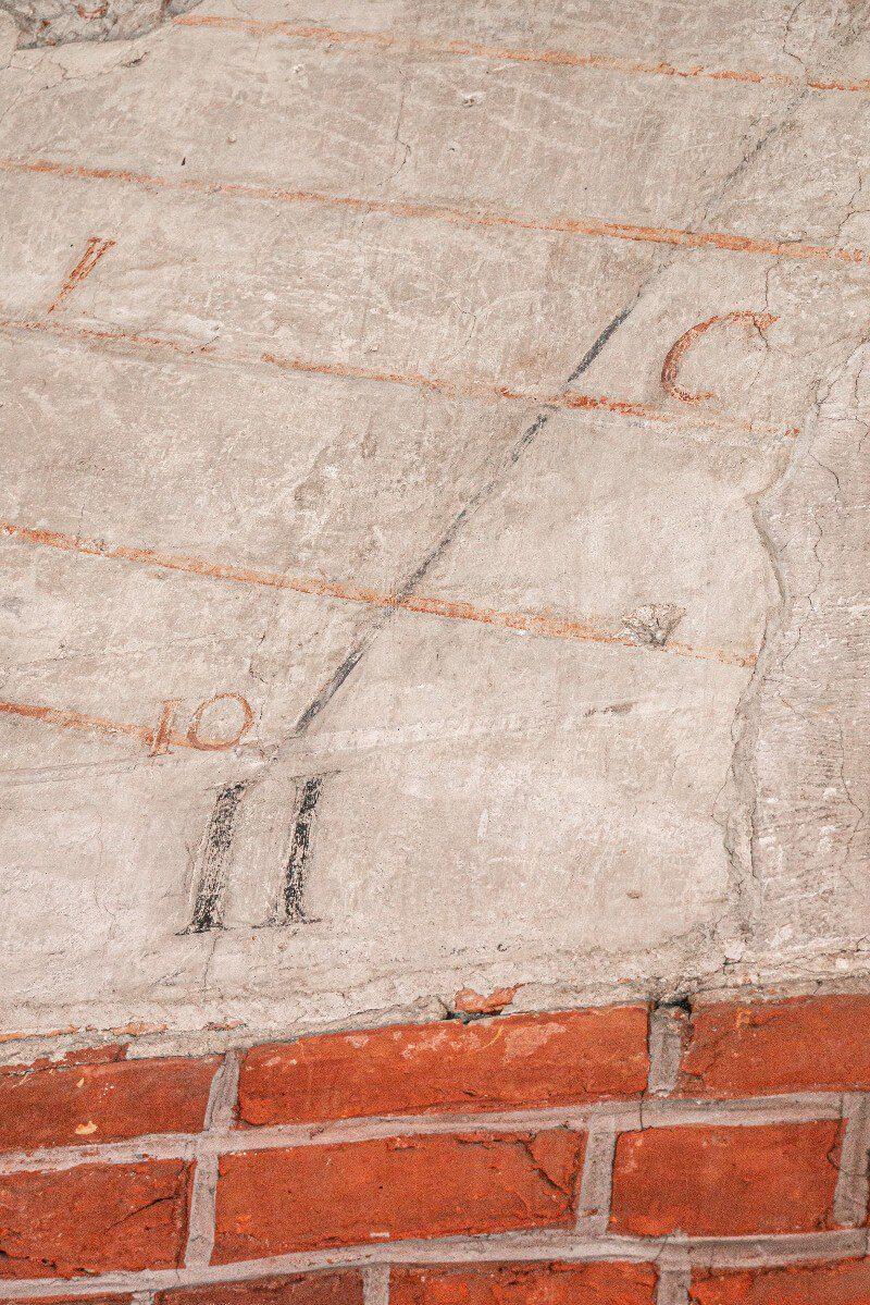 Tablica kopernika zamek Olsztyn atrakcje