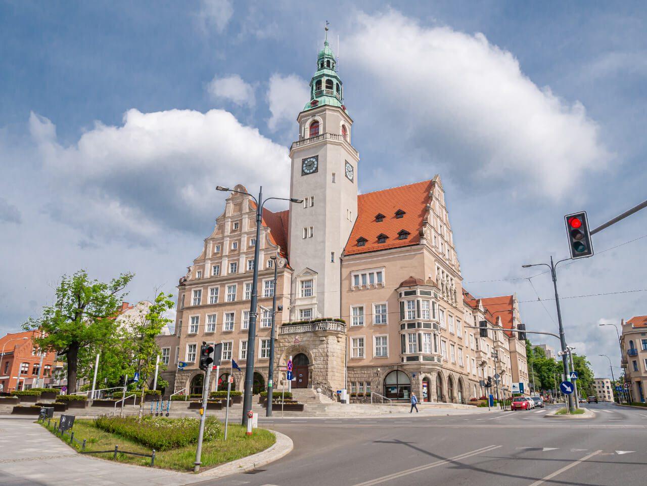 Nowy Ratusz Olsztyn atrakcje co warto zobaczyć