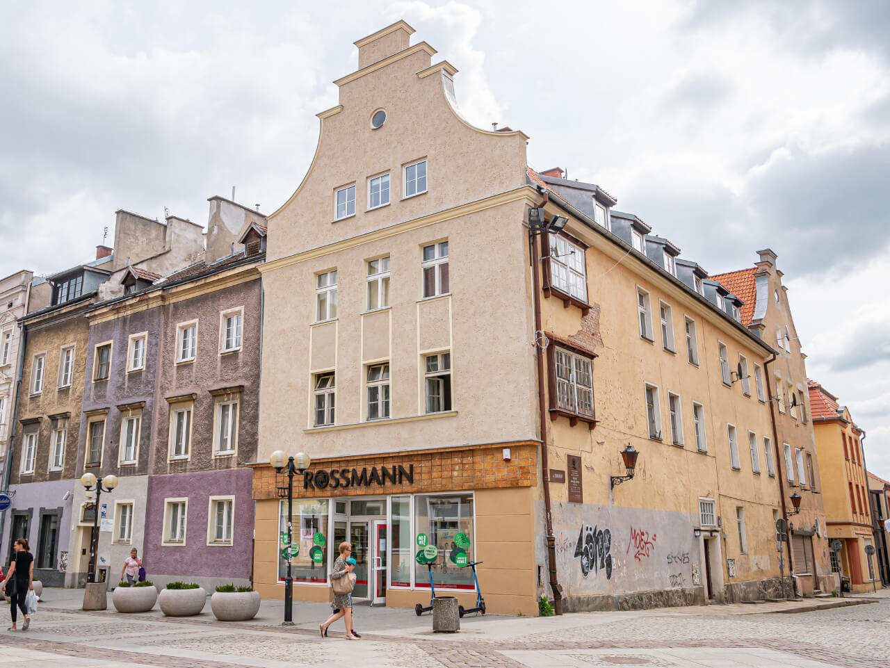 Dom Mendelsohna Olsztyn Stare Miasto atrakcje