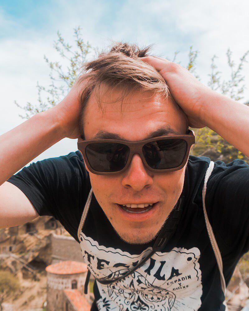 Michał Maj blog podróżniczy zyciejestpiekne.eu
