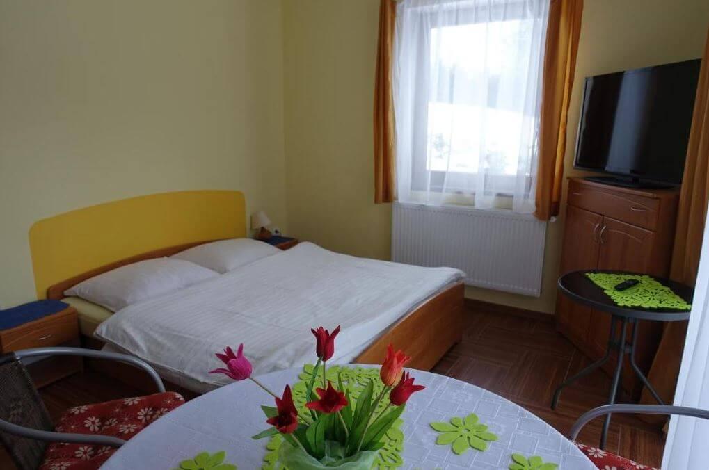 Kudowa Zdrój gdzie spać noclegi Apartamenty u Ani