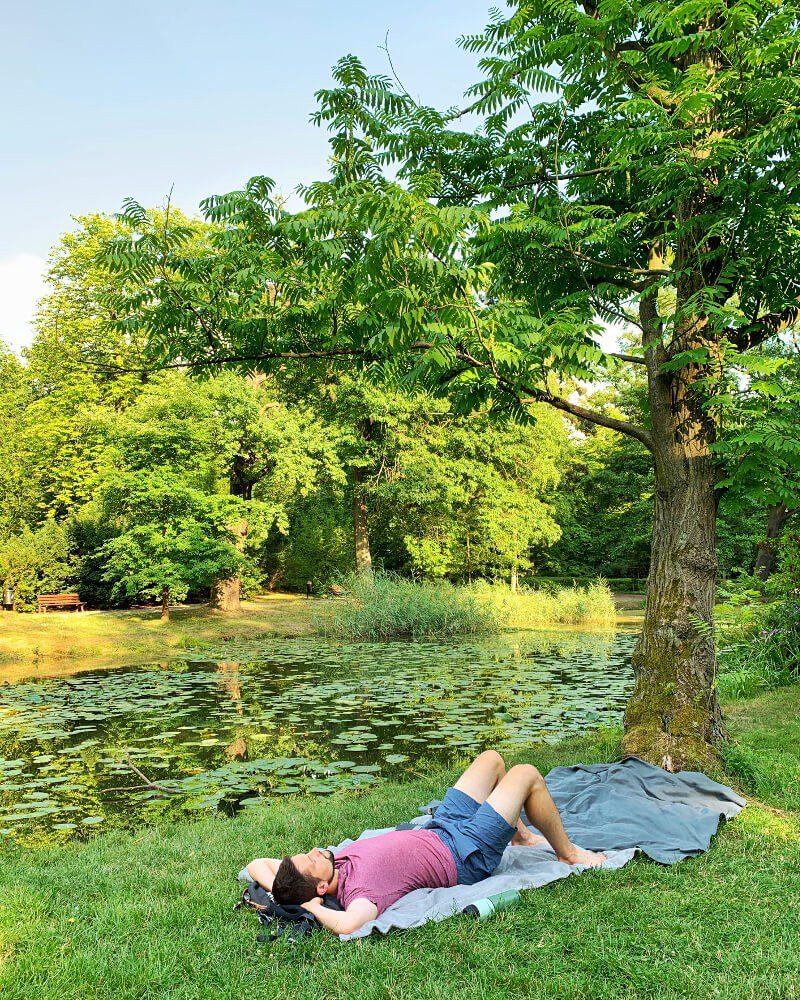 Park Szczytnicki Wrocław