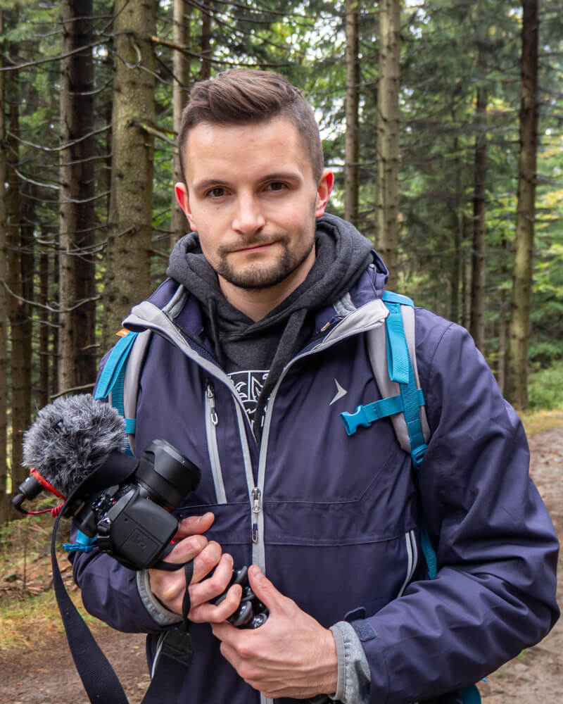 Blog podróżniczy Bartekwpodrozy.pl Bartosz Dziwak