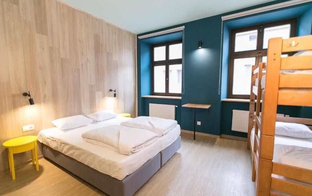 Lwów gdzie spać noclegi DREAM Hostel Lviv