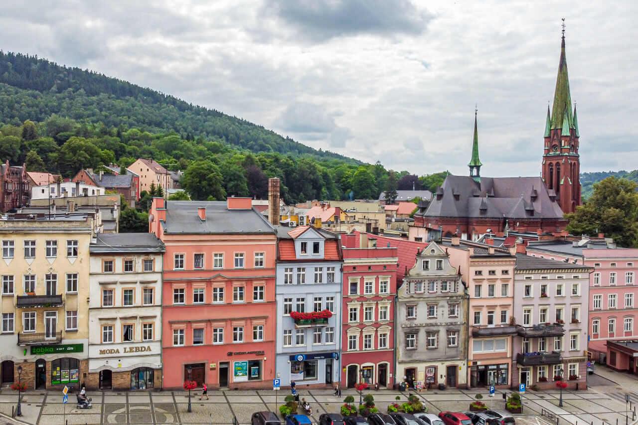 Nowa Ruda atrakcje co warto zobaczyć Dolny Śląsk