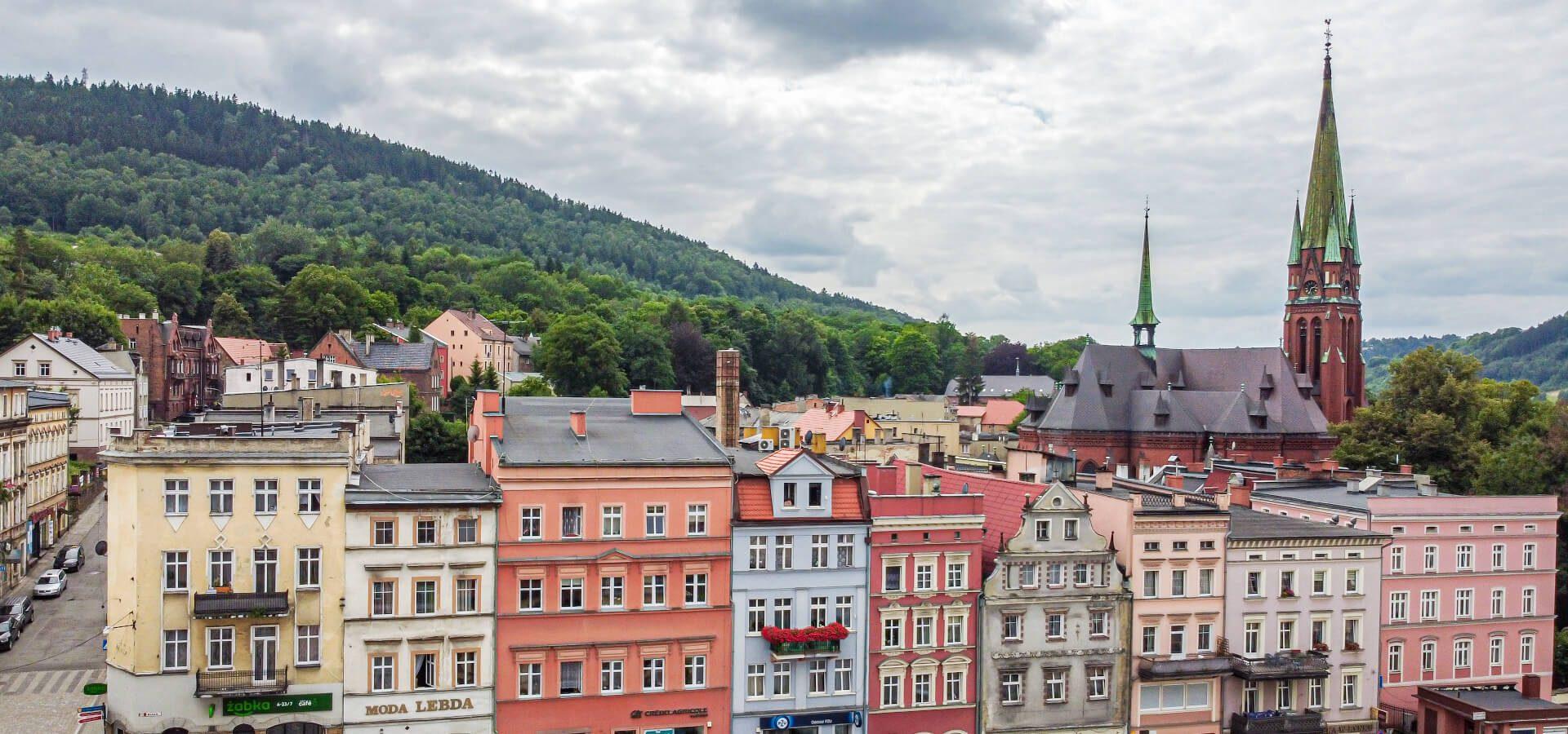 Nowa Ruda - spacerem przez miasto węgla położone w objęciach dolnośląskich gór