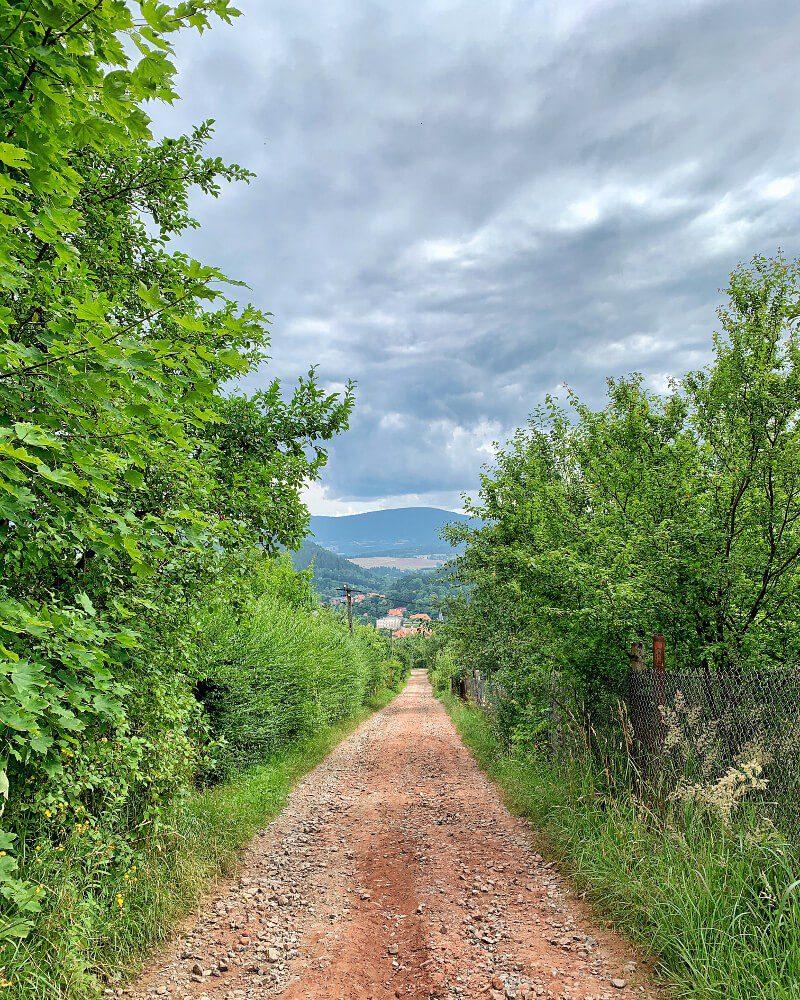 Szlak na Górę Świętej Anny1 gdzie w góry na weekend