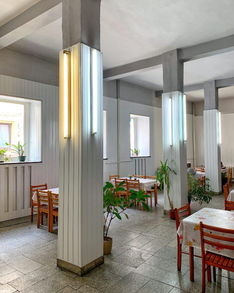 gdzie tanio zjeść Nowa Ruda5 bar mleczny kolorowa blisko Rynku