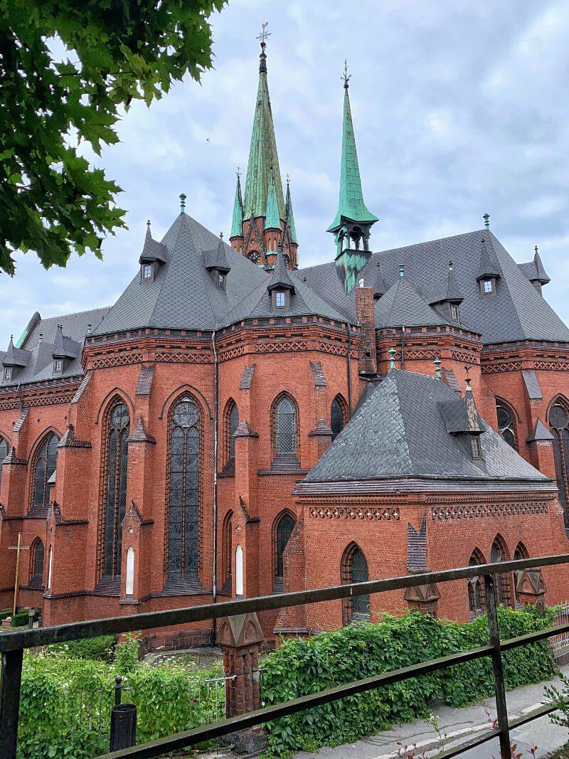 Zwiedzanie Nowej Rudy obiekty sakralne Dolny Śląsk Kościół świętego Mikołaja