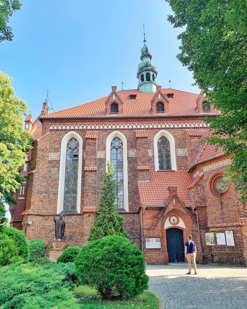 Kościół Piotra i Pawła w Sycowie