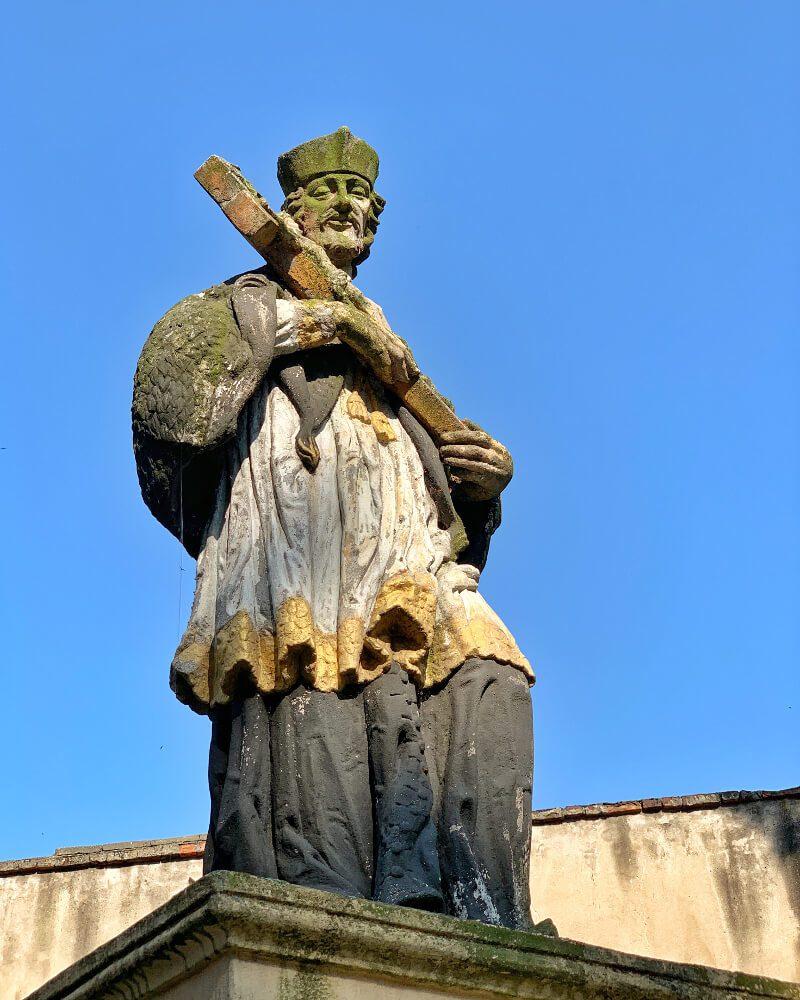 Pomnik Jana Nepomucena w Sycowie