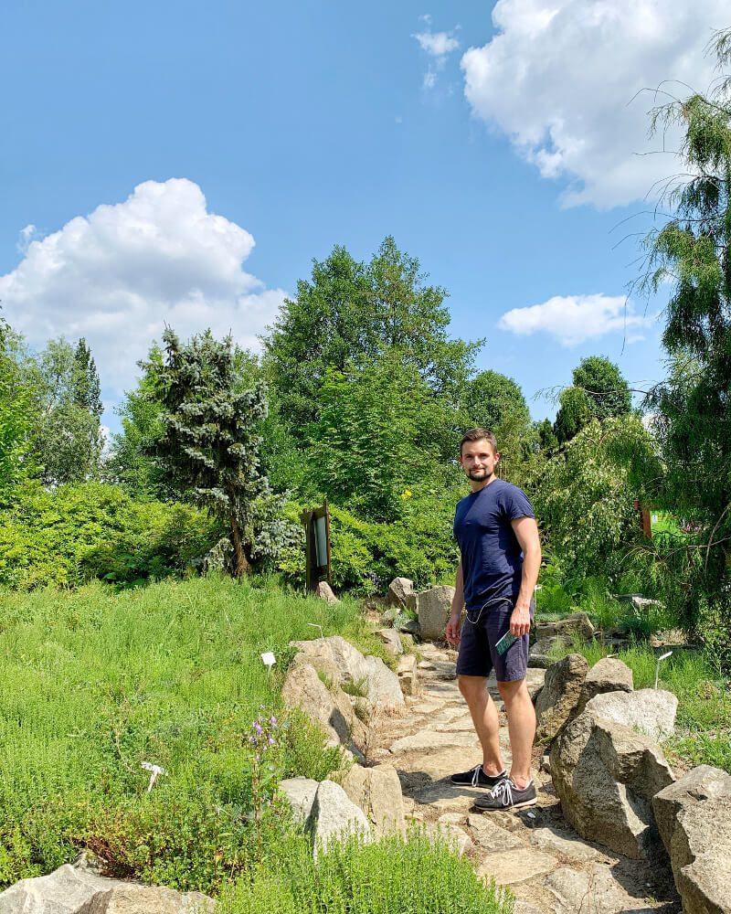 Arboretum Leśne Ciekawe Miejsca Atrakcje Stradomia Wierzchnia2 Obok Sycowa