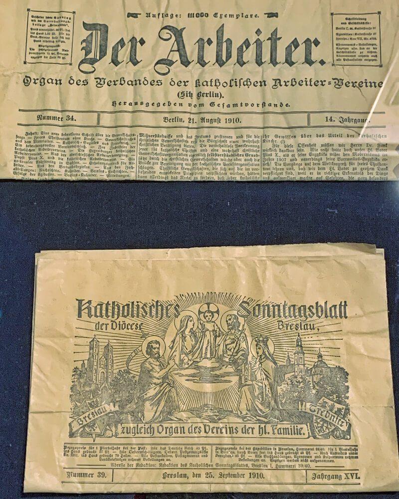 Muzeum Regionalne Syców gazety