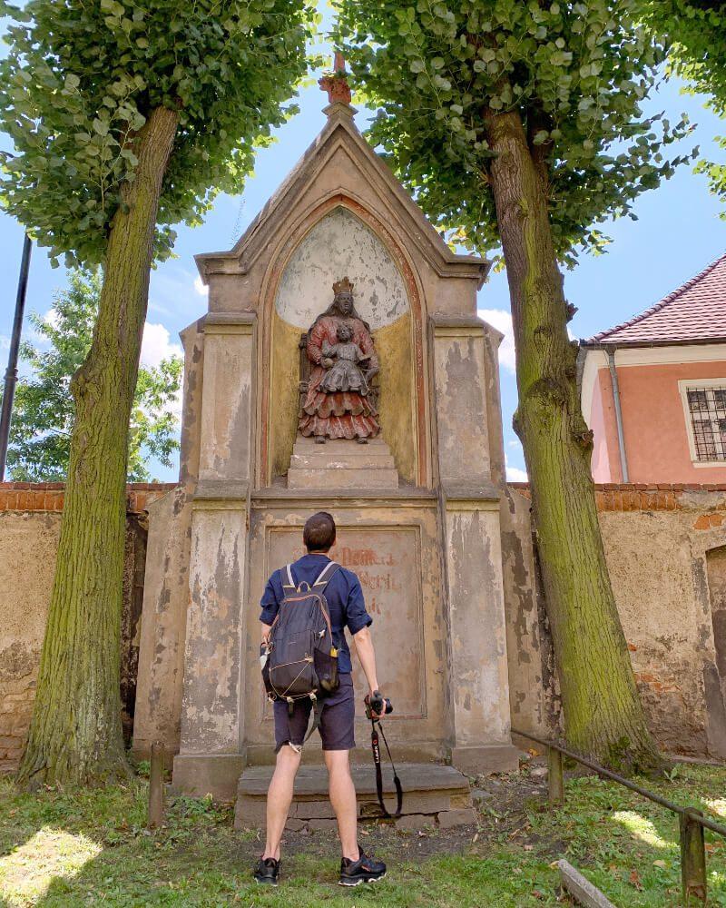 Kapliczka kościół św. Anny atrakcje