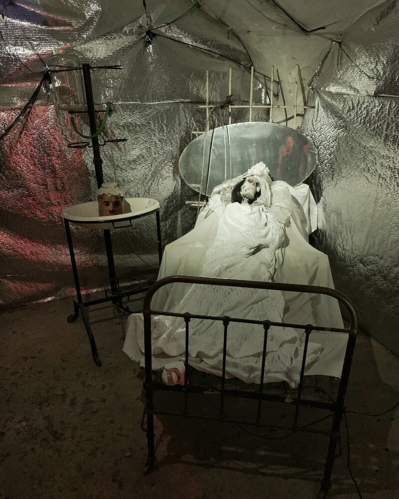 Laboratorium Frankensteina Ząbkowice Śląskie