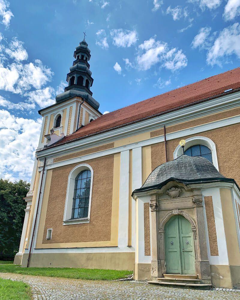 Kościół św. Jadwigi atrakcje