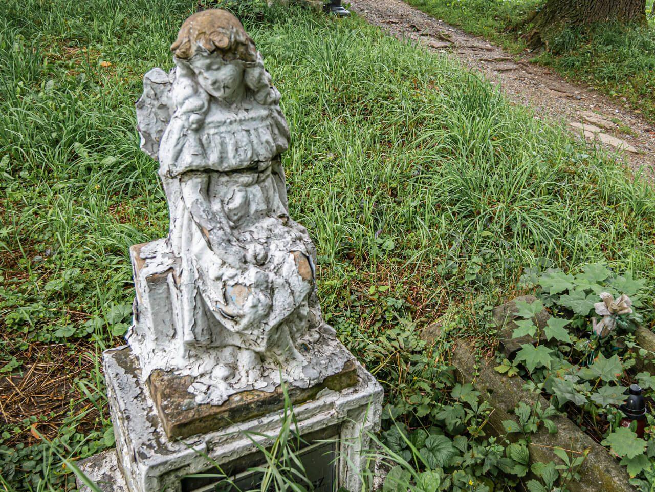 Cmentarz Ząbkowice Śląskie atrakcje grabarze