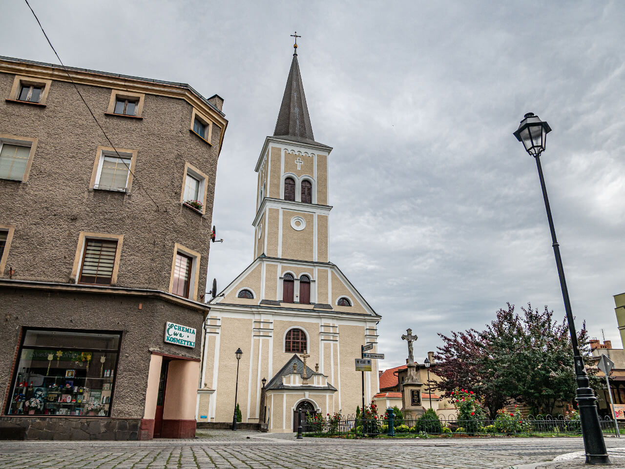 Kościół podominikański atrakcje