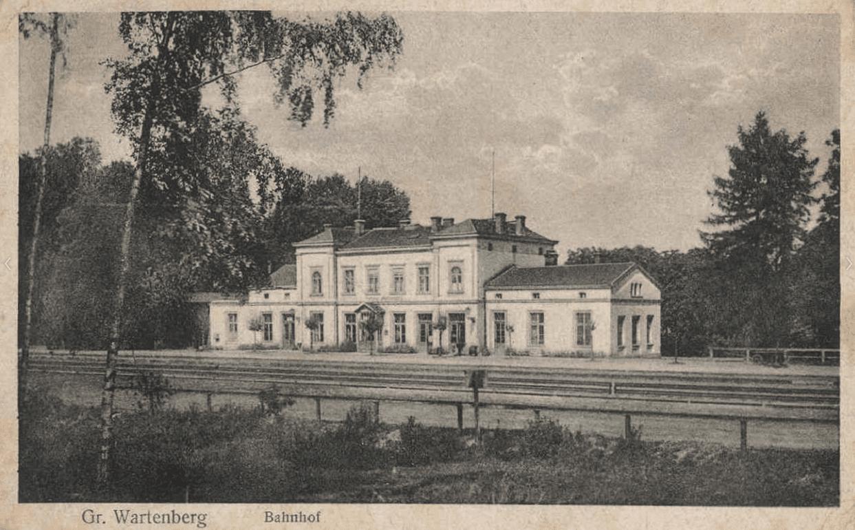 Stacja kolejowa Syców