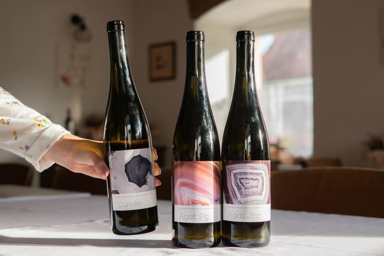 Kraina Wygasłych Wulkanów1 Winnica Agat wino Agat Jhr wino Agat Pg wino Cuvée Uprawa Winorośli Degustacja Zwiedzanie Nietypowe Atrakcje Dolnośląski Szlak Piwa i Wina1
