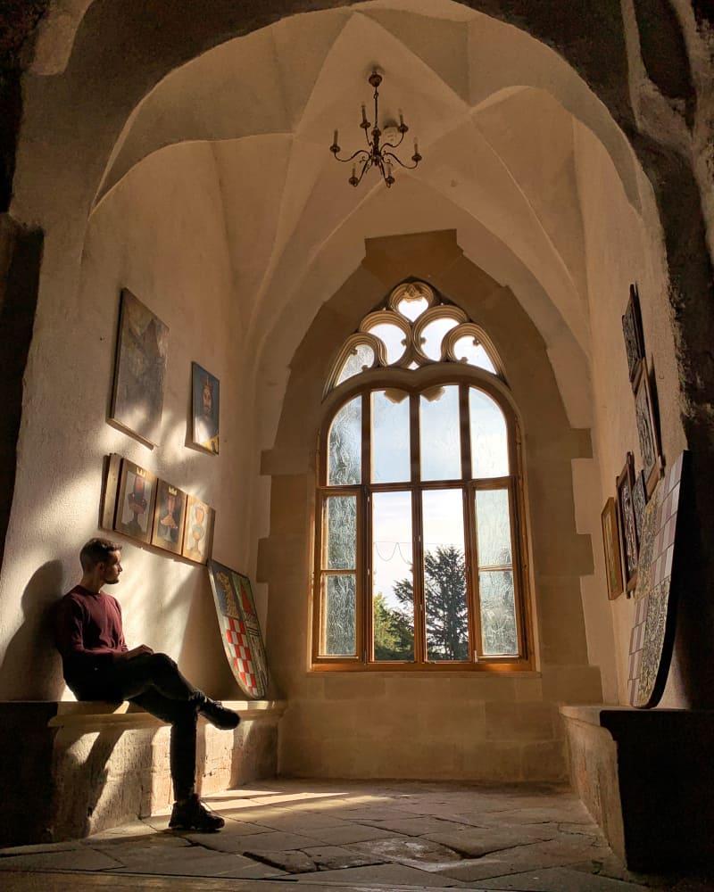 Który Zamek Zobaczyć na Dolnym Śląsku Miejsca Historyczne Zamek Grodziec Wnętrze Atrakcje Pogórza Kaczawskiego