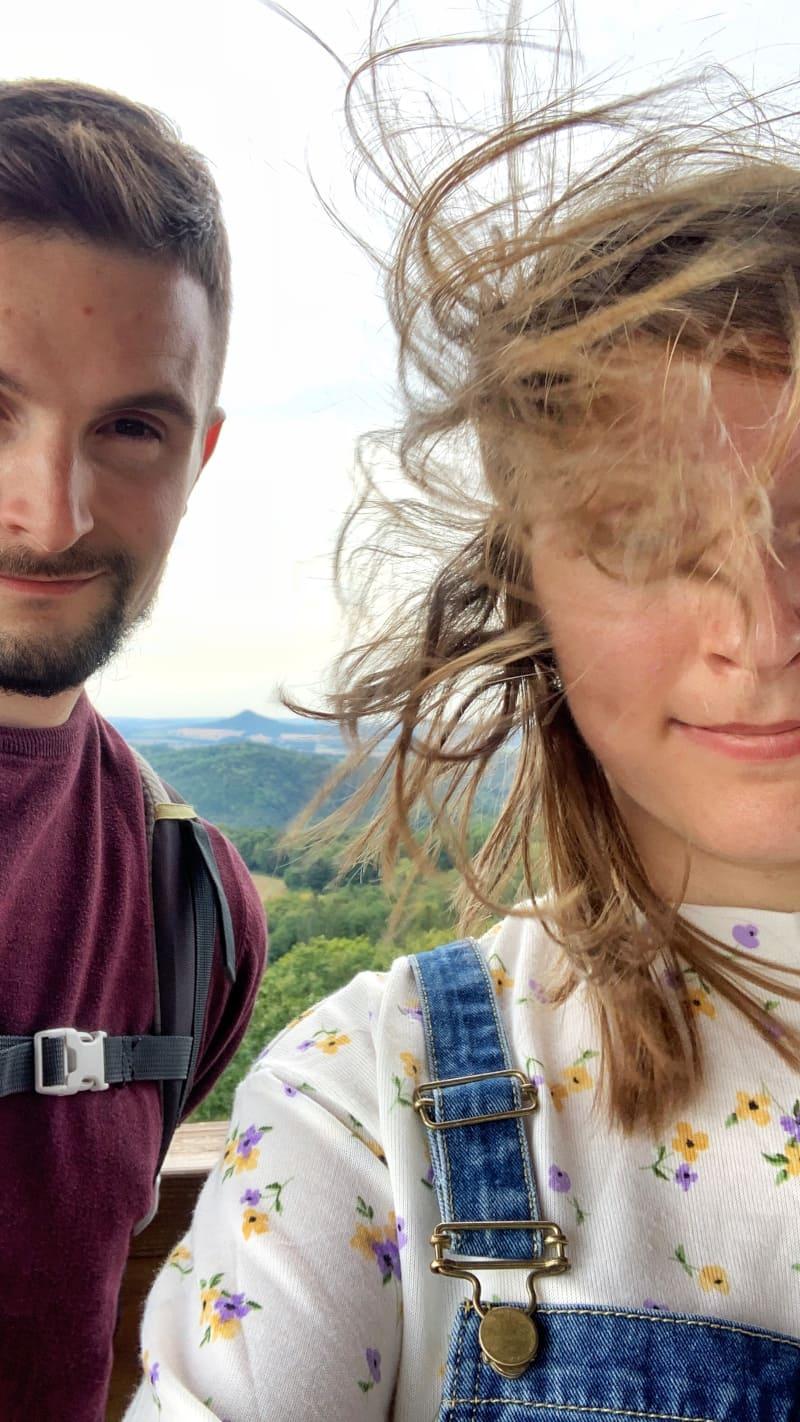 Kraina Wygasłych Wulkanów na Pogórzu Kaczawskim Park Krajobrazowy Chełmy Atrakcje Co Zobaczyć Ostrzyca Wieża Widokowa Weekend na Dolnym Śląsku Jesienny Spacer