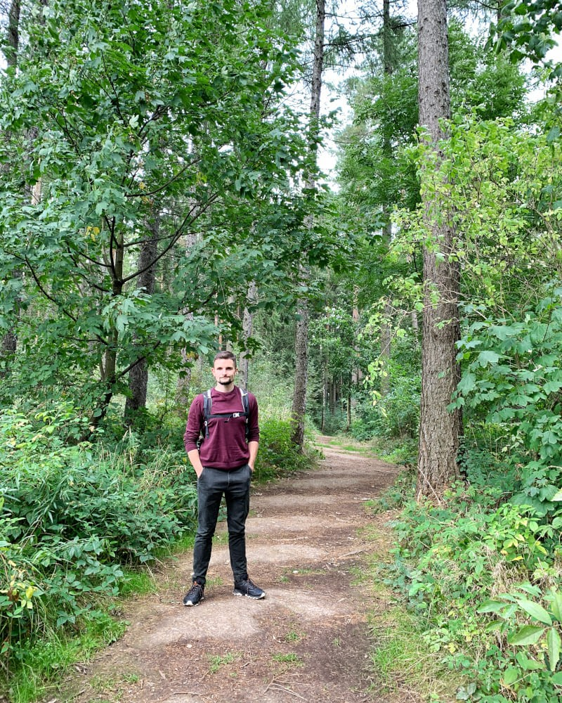 Wieża Widokowa w Gozdnie Góra Wzgórze Zawodna Trasa na Punkt Widokowy w Parku Krajobrazowym Chełmy1 Gdzie na Weekend