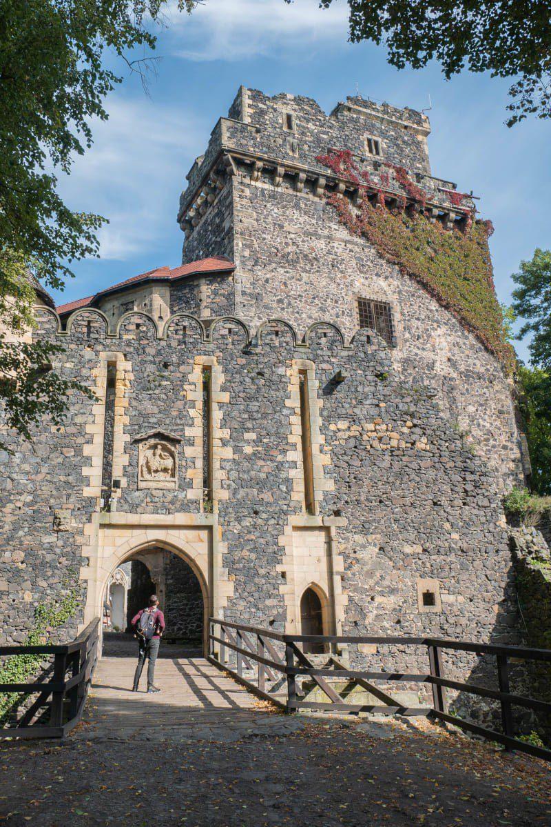 Który Zamek Zobaczyć na Dolnym Śląsku Miejsca Historyczne Zamek Grodziec Atrakcje Pogórza Kaczawskiego