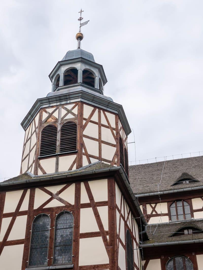 Szachulcowy Kościół Pokoju w Jaworze Zabytek z Listy Światowego Dziedzictwa UNESCO Blisko Wrocławia